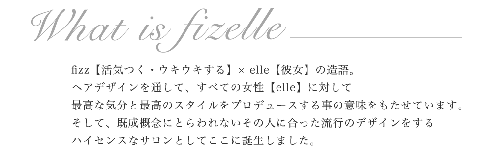 What is fizelle